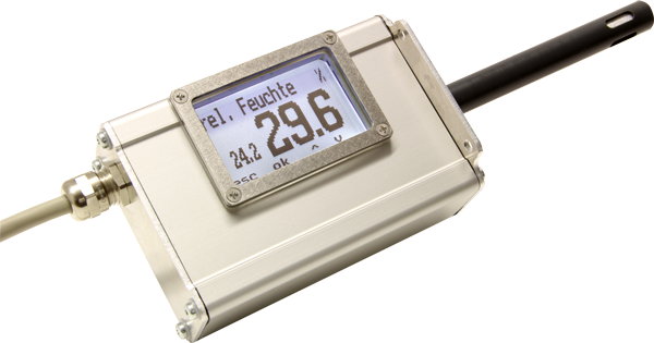 Humidity Transmitter LF | Humidity / Air Temperature Measurement