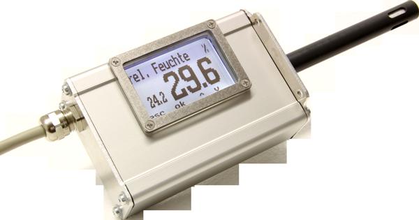 Humidity Transmitter LF | Humidity / Air Temperature Measurement