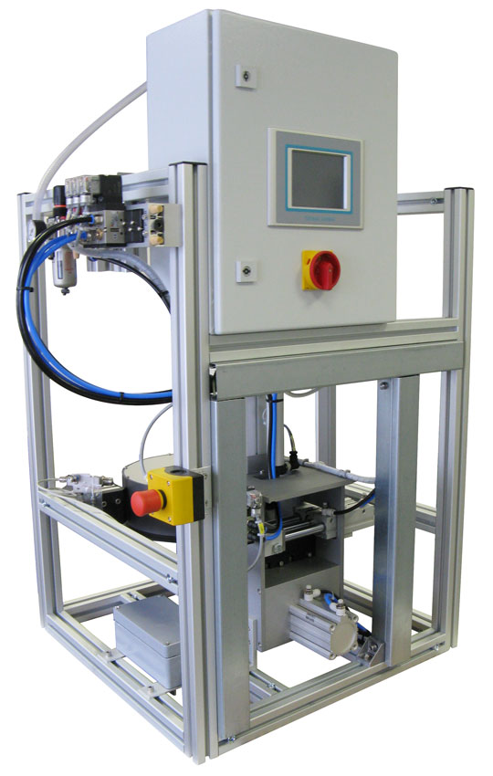 Automatic Sand Testing Systems SPC II