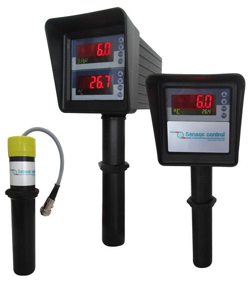 Plastometer mit Display Anzeige