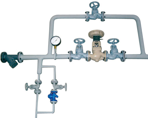 Water- and Damp Dosing Units | Example: Damp Dosing Units