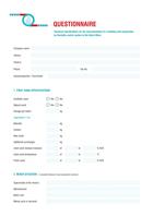 Download Questionnaire Formsandmanagement foundry